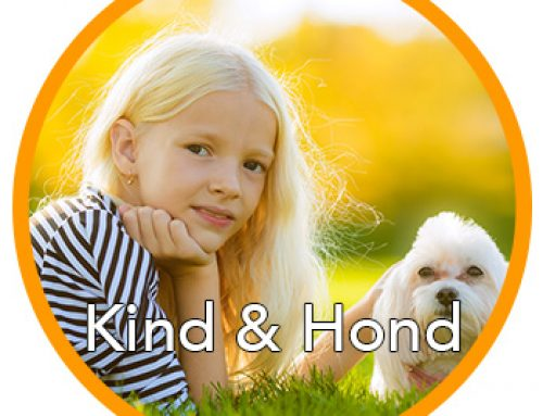 Kind-Hond aanmeldpagina