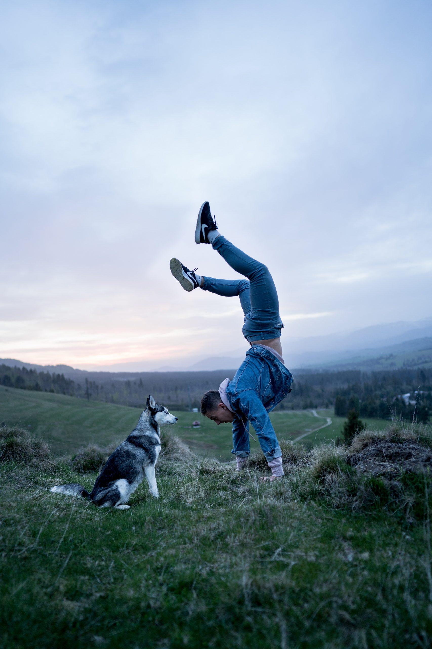 Sporten met je hond
